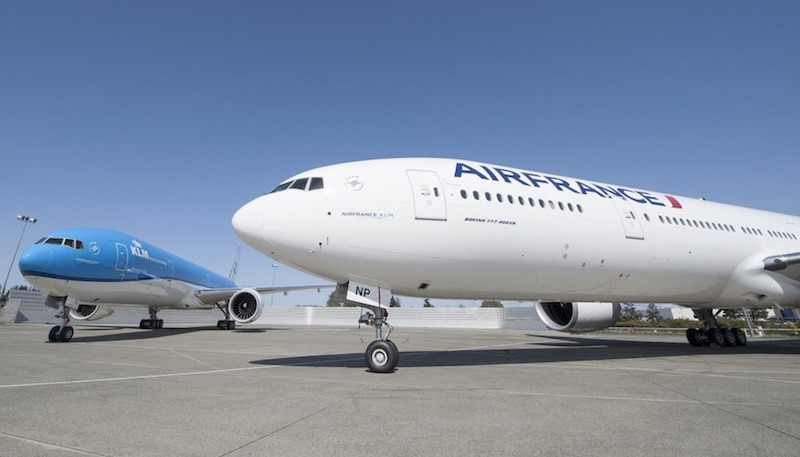 Air France-KLM discuterait bien d'une reprise d'Alitalia
