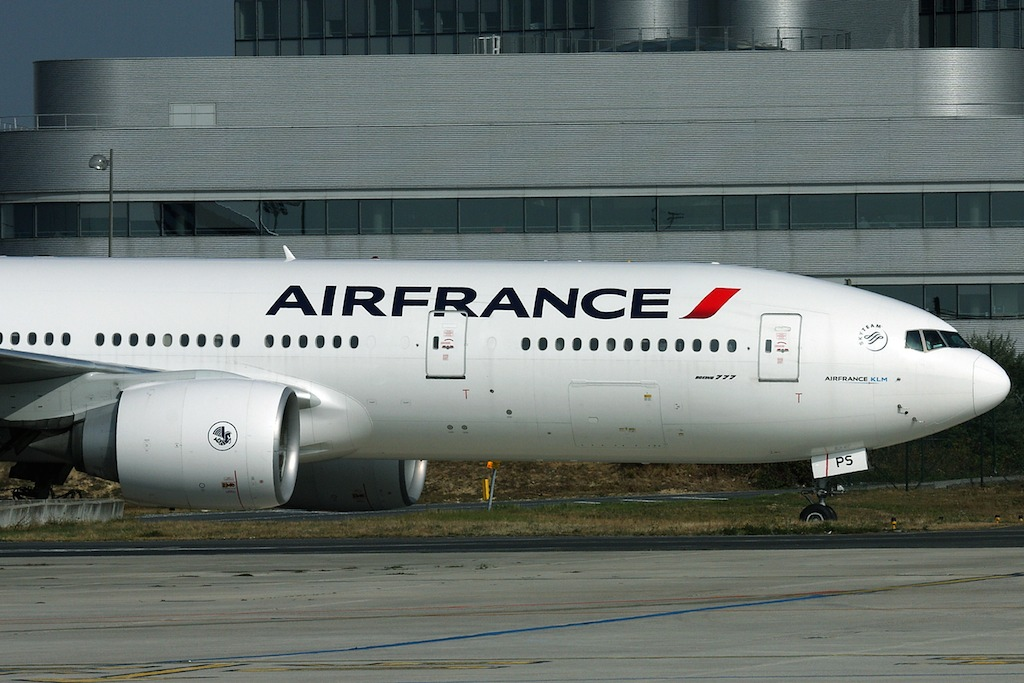 Air France suspend Montevideo