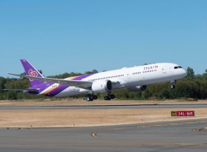Thai Airways : la livraison du premier 787-9 tourne court