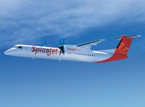 Bombardier_Q400_Spicejet