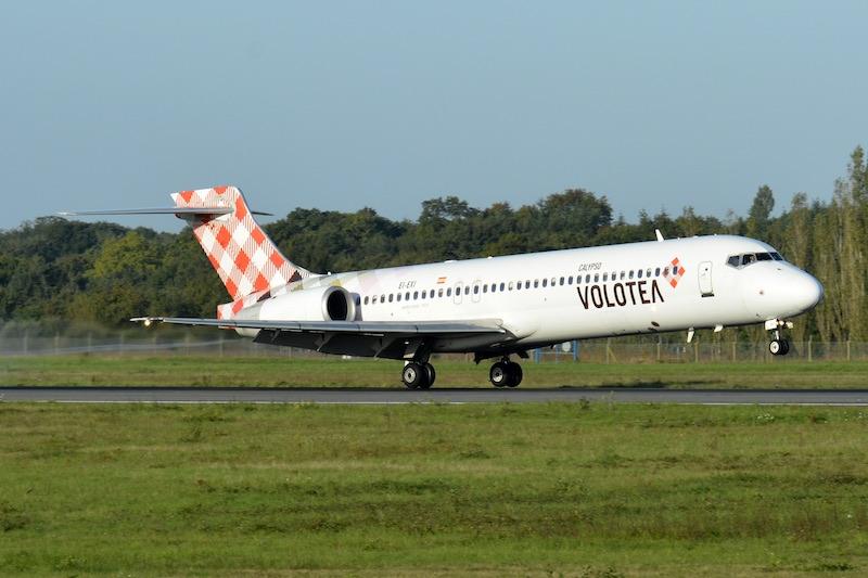 Volotea reliera Montpellier à Munich