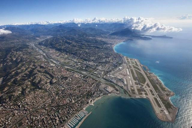 L'aéroport de Nice en croissance de 3,7% au premier semestre