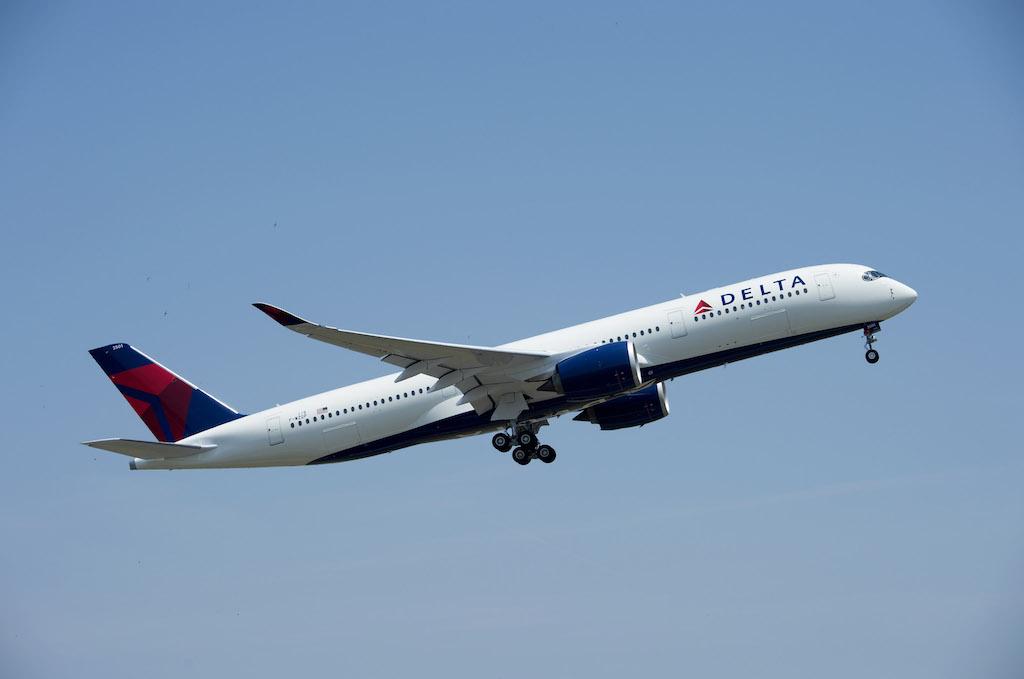 Delta va déployer l'A350 sur Amsterdam