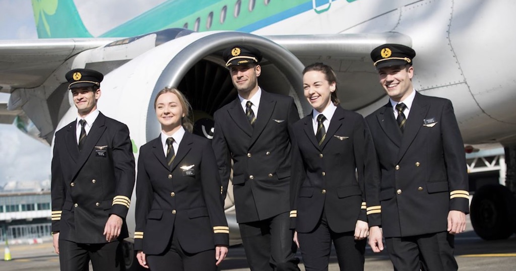 Aer Lingus recrute des pilotes à Dublin