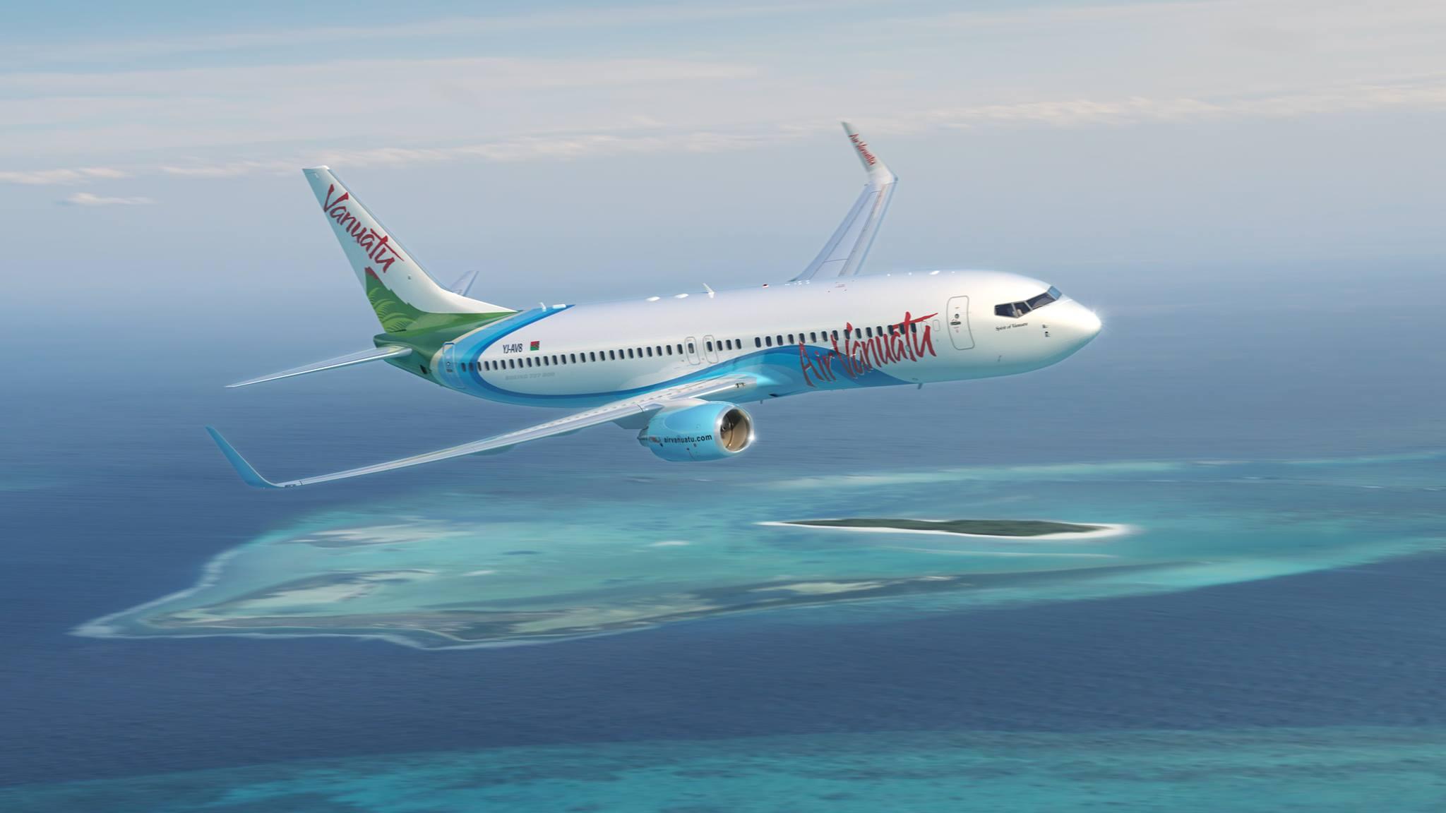 Aircalin et Air Vanuatu partagent leurs codes