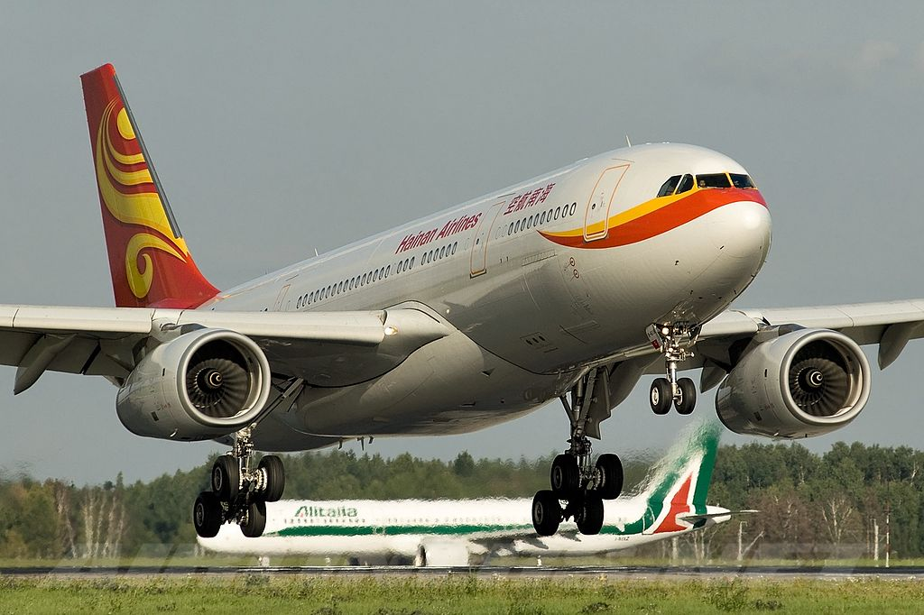 Tahiti : Hainan Airlines lance ses premiers vols charters