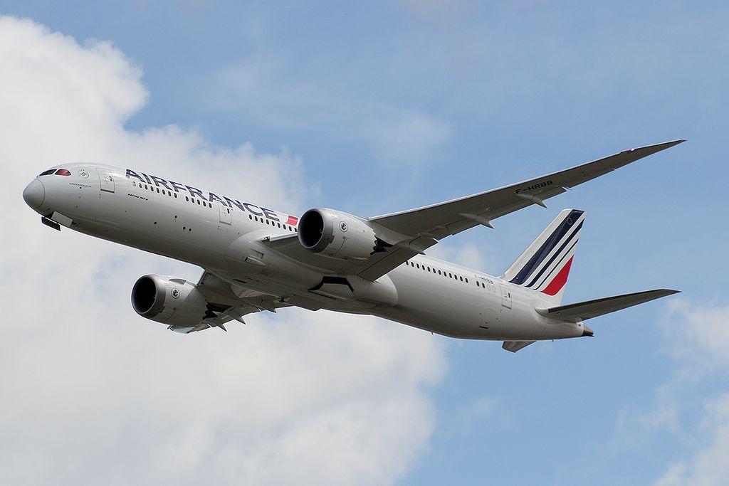 Air France retourne à Seattle