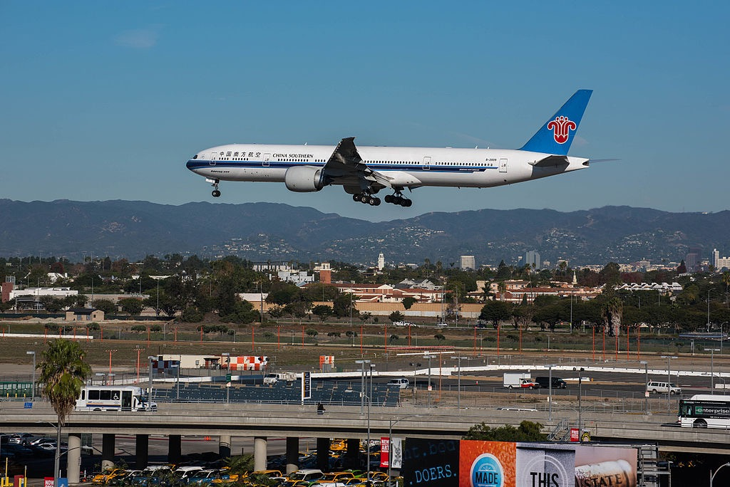 China Southern commande 38 Boeing 777 et 737