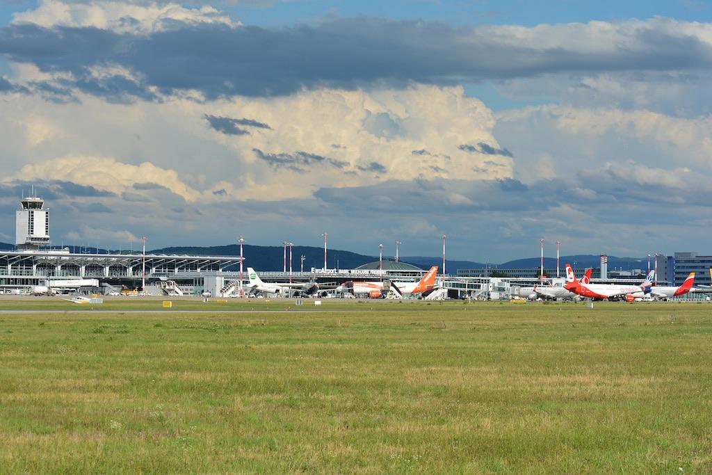 Bâle-Mulhouse : 7,9 millions de passagers en 2017 (+7,9%)