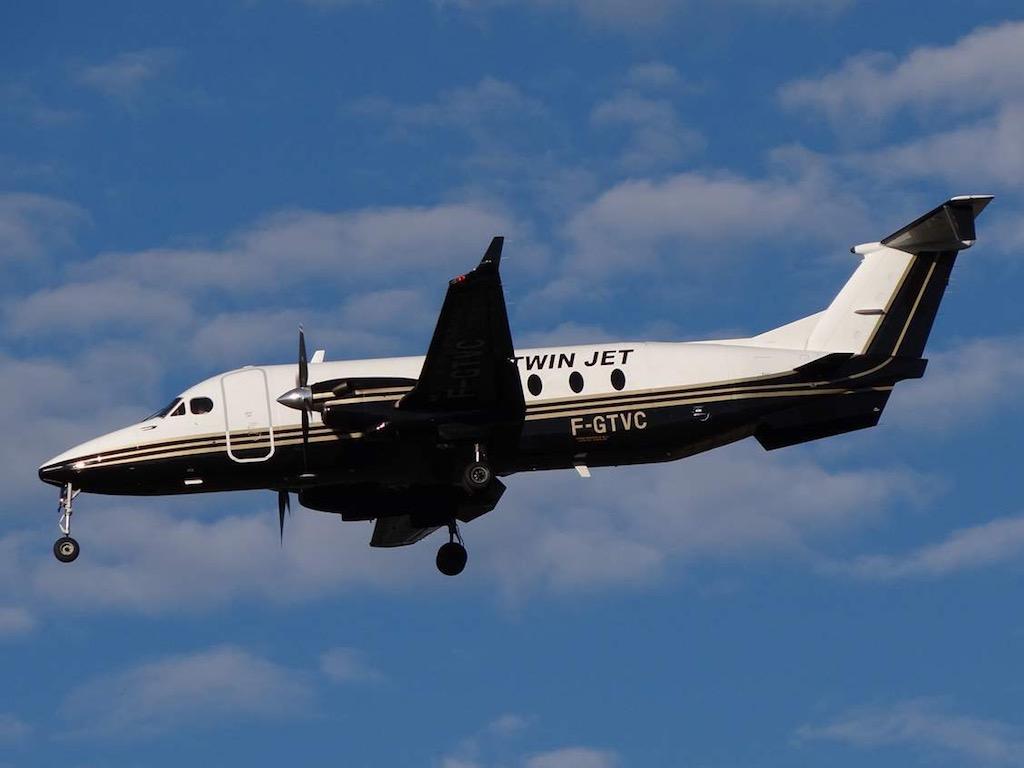 Twin Jet : nouveaux horaires pour le Lyon – Clermont-Ferrand