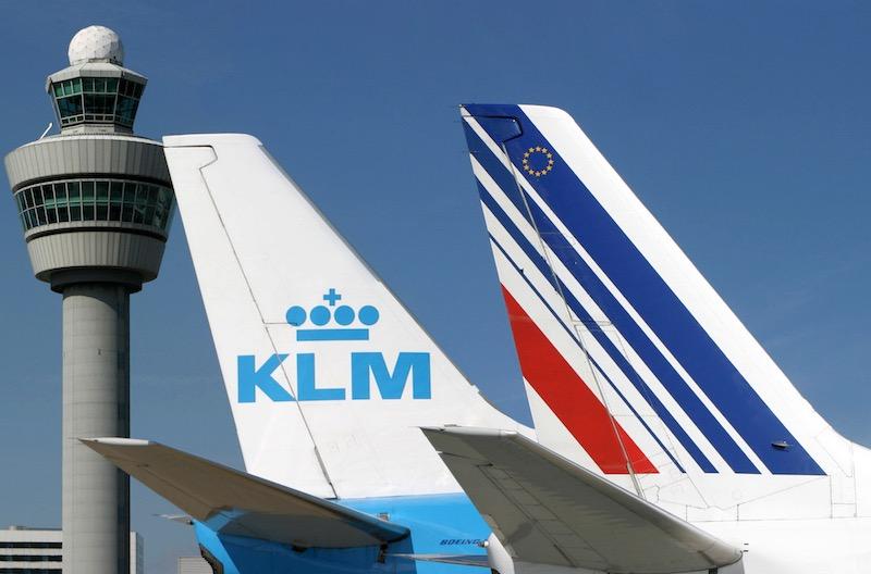 Air France-KLM : 52 nouvelles lignes pour l'hiver 2017-2018