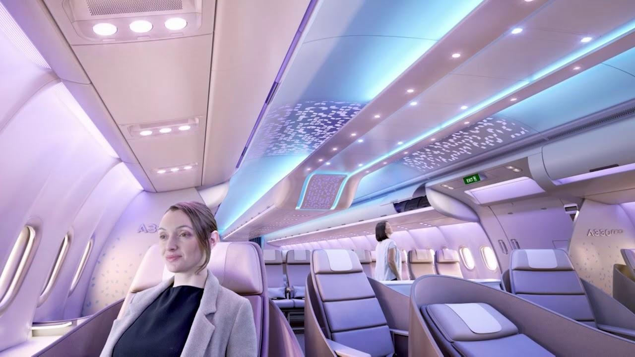 Vidéos : en attendant le premier vol de l'A330neo