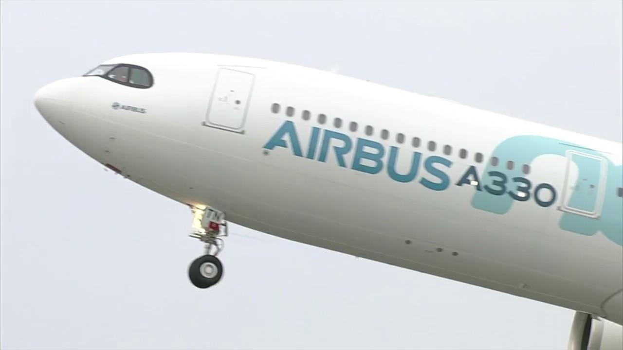 Vidéo : le premier vol de l'A330neo