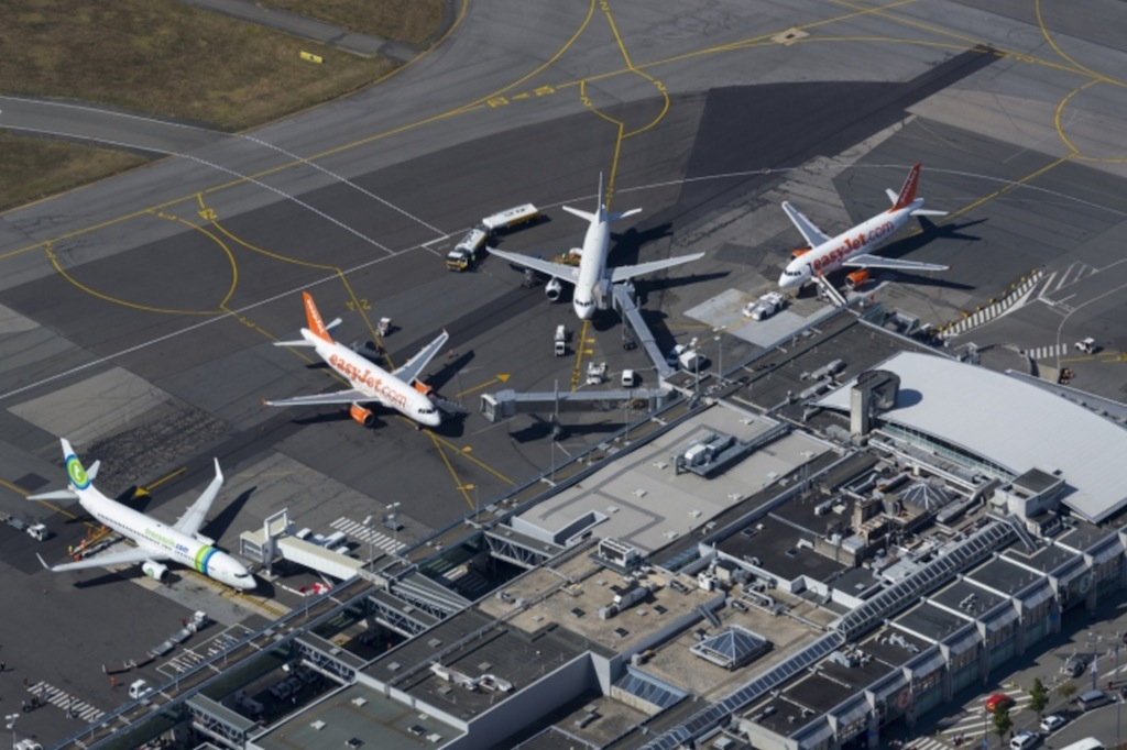 L'aéroport de Nantes passe le cap des 5 millions de passagers annuels