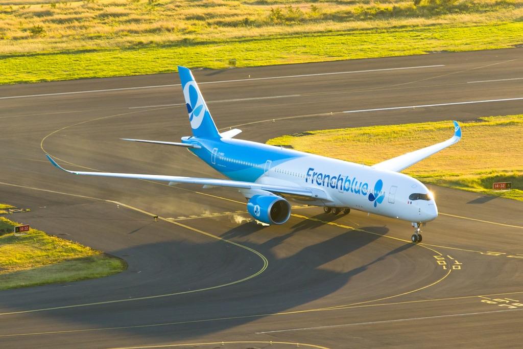 French blue met en vente ses vols entre Paris et Tahiti