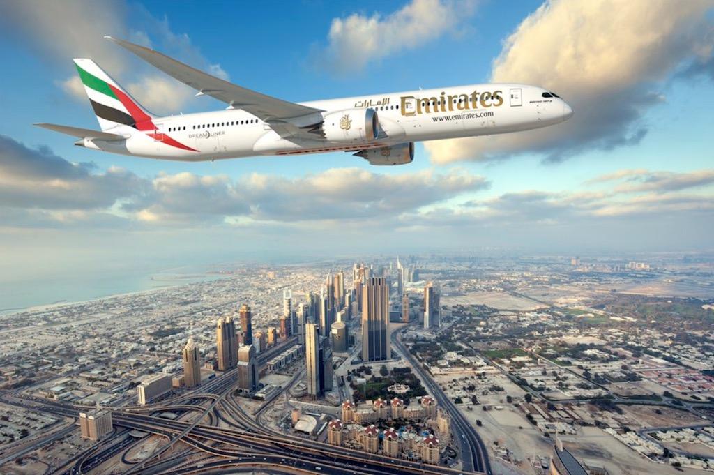 Emirates commande 40 Boeing 787-10 Dreamliner — Dubaï Airshow