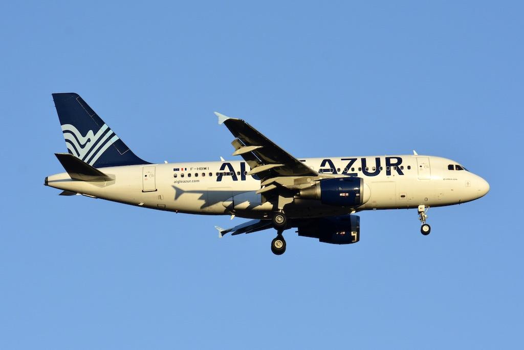 Aigle Azur retire le plus vieil avion de sa flotte