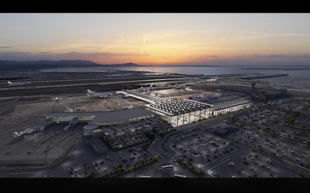 L'aéroport Marseille-Provence dévoile son projet d'extension (vidéo)