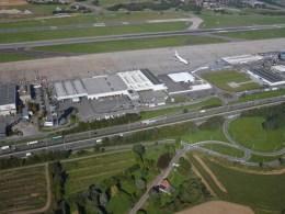 Aeroport_Liege_vue aérienne