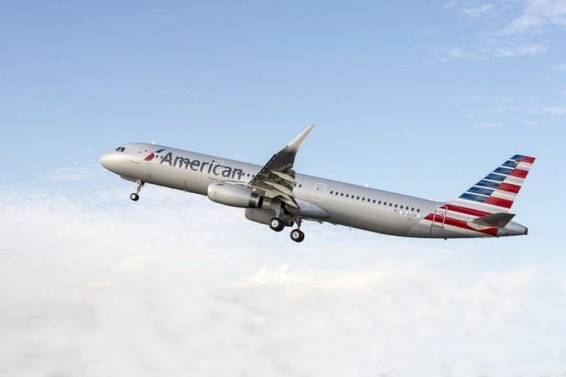 American-Airlines-A321