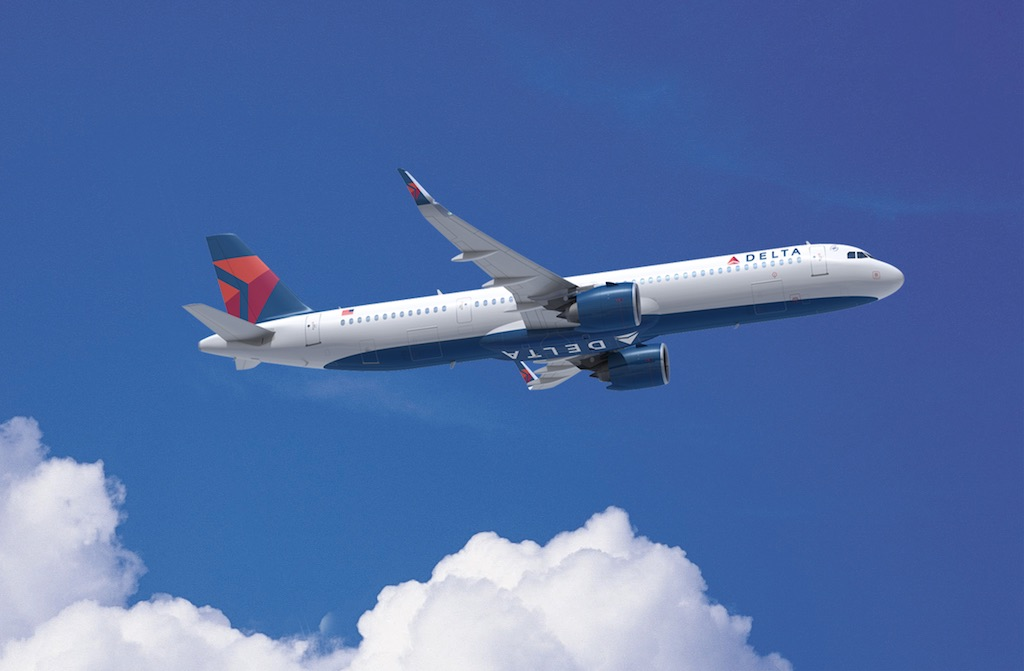 Delta Air Lines commande 100 A321neo ACF — Airbus
