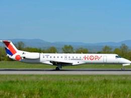 Embraer_145_HOP_Air_France