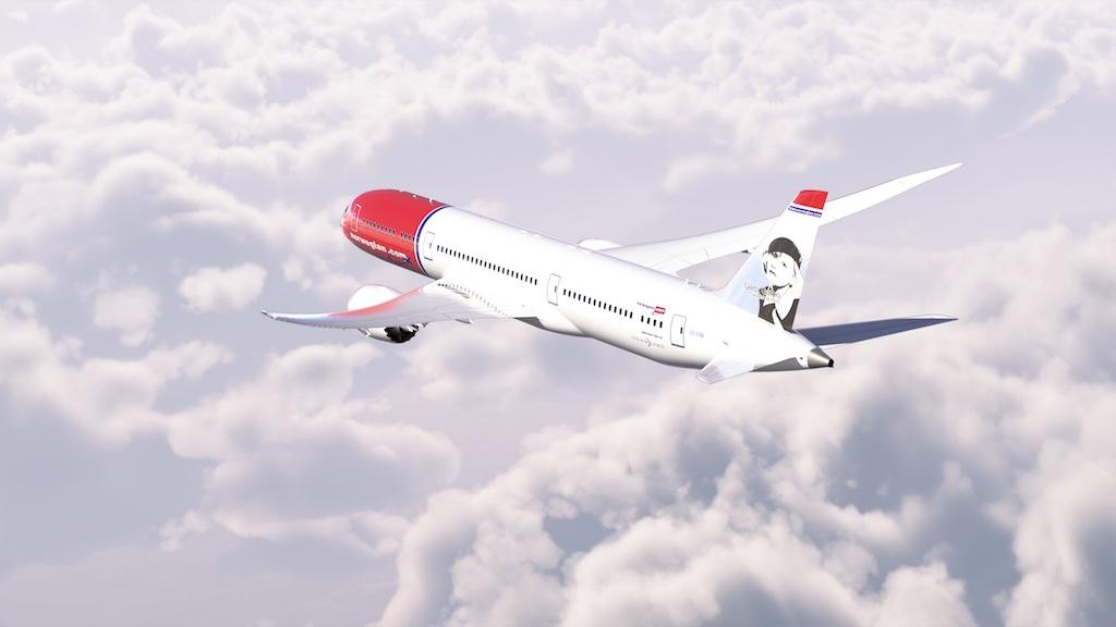 Un 787 de Norwegian bat un record de rapidité sur le transatlantique