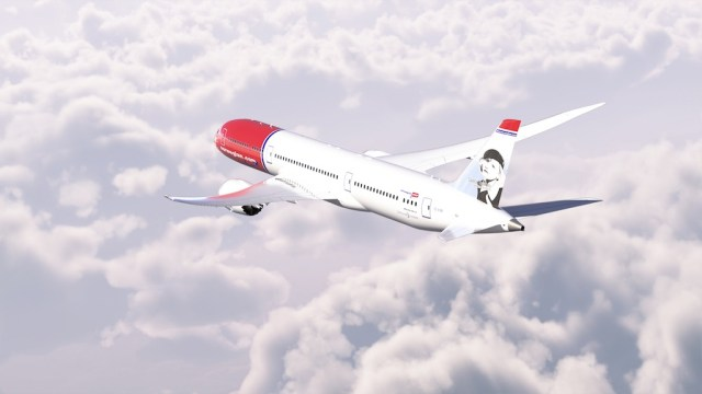Norwegian-Air-Boeing-787-9