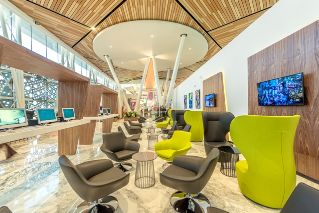 Deux nouveaux salons pour l'aéroport de Marrakech