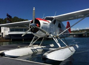 DHC-2_Beaver_Sydney_Seaplane