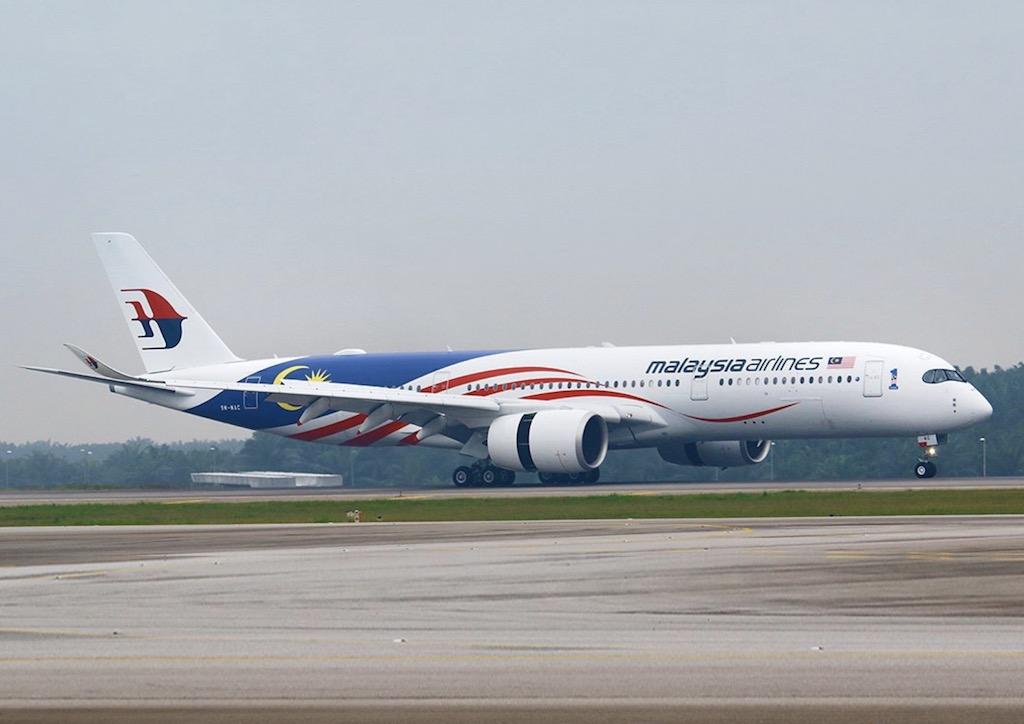 De nouvelles routes européennes pour les A350 de Malaysia Airlines et Vietnam Airlines