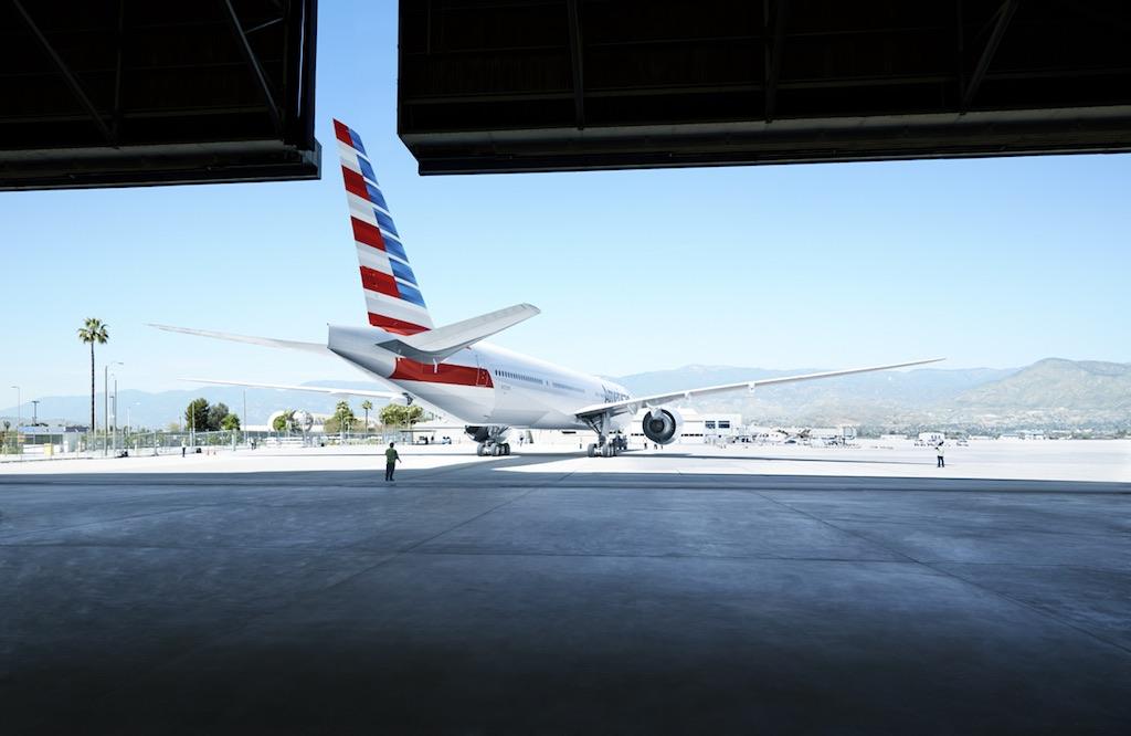 American Airlines a terminé de repeindre près de 1 000 avions