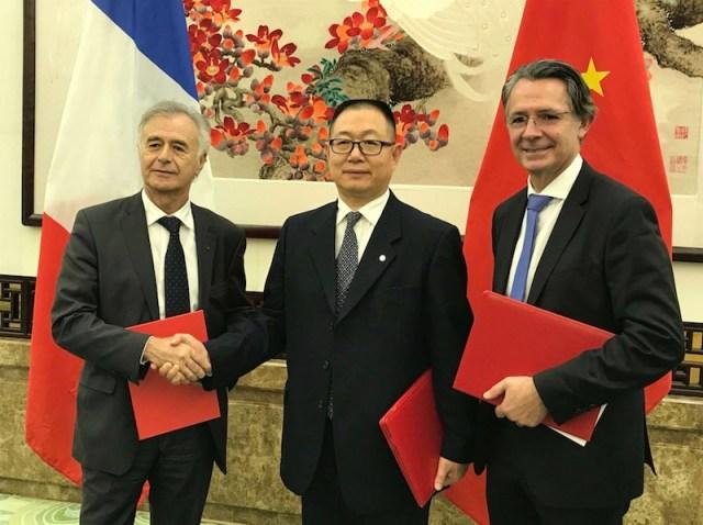 CFM_Hainan_Macron_Chine
