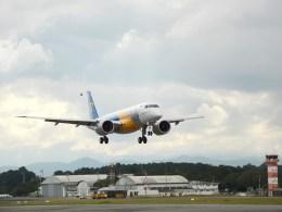 Pratt and Whitney-Embraer-E190-E2 production engines