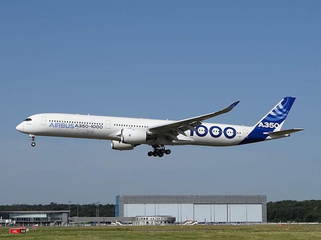 Combien coûte un Airbus en 2018 ?