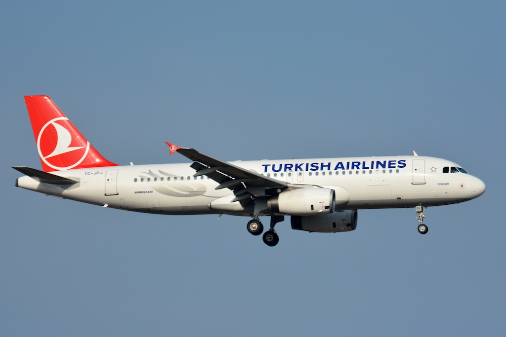 Turkish Airlines et Air Moldova partagent leurs codes