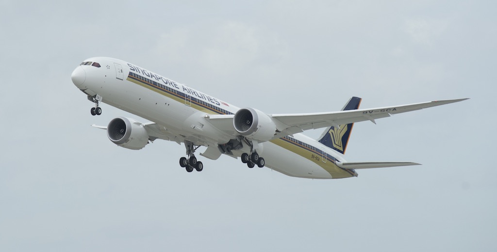 Singapore Airlines choisit Perth comme seconde destination de son 787-10