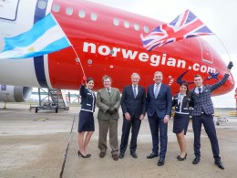Norwegian_inauguration_Londres_Buenos_aires