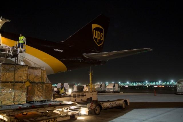 UPS_Dubai
