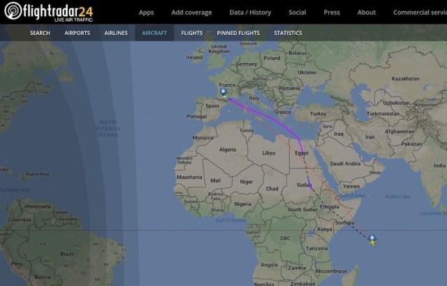 A321LR_Seychelles-Toulouse