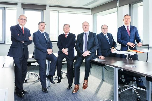 Air Belgium_actionnaires