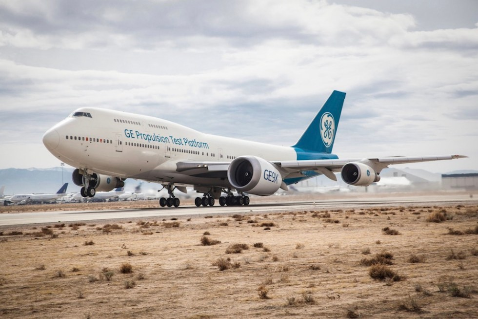 GE_Aviation_GE9x_premier_vol