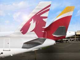 Iberia-Qatar_Airways