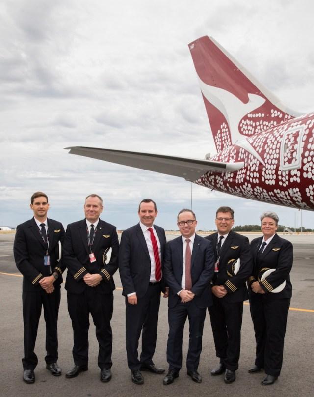 Qantas-inauguration_vol-Perth-Londres_2