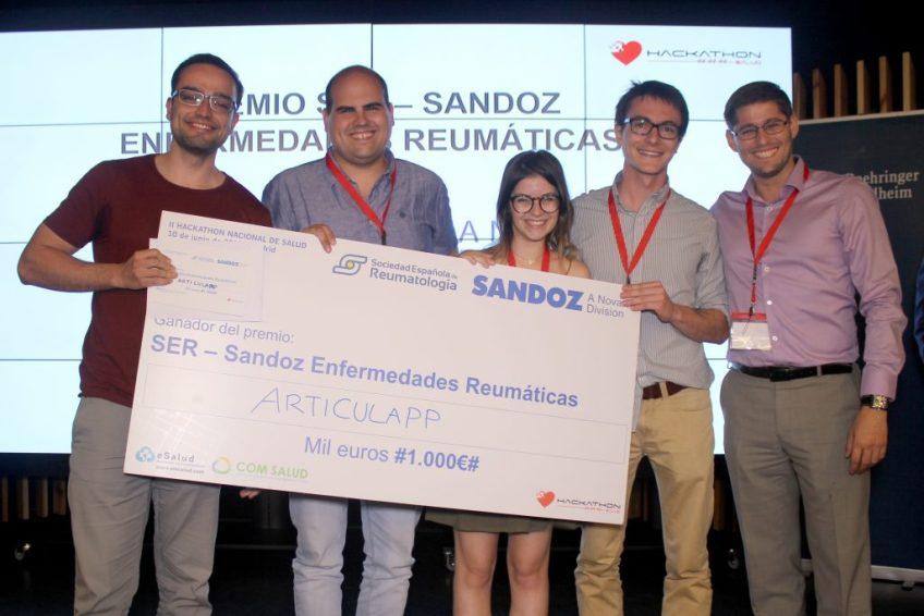 Premio SER – SANDOZ Enfermedades Reumáticas