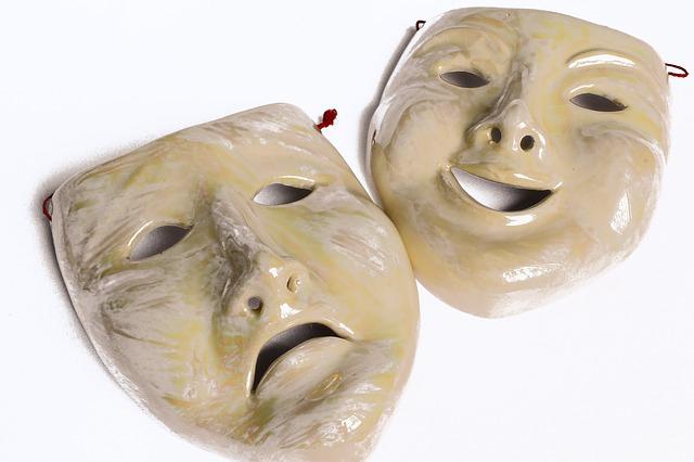 Positivismo extremo…la máscara