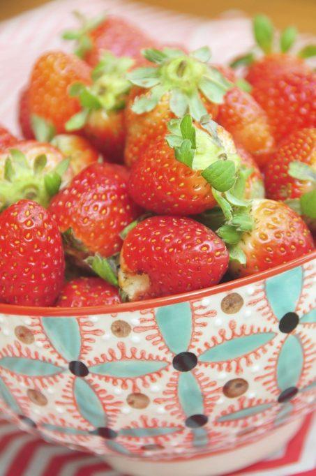 Fresas perú