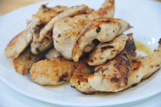 reservar el pollo