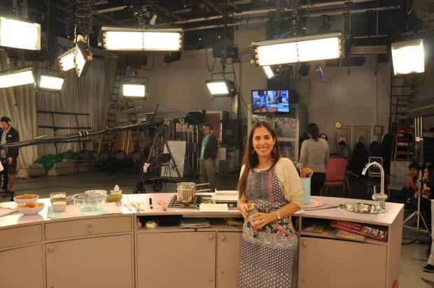Mi debut en la TV!
