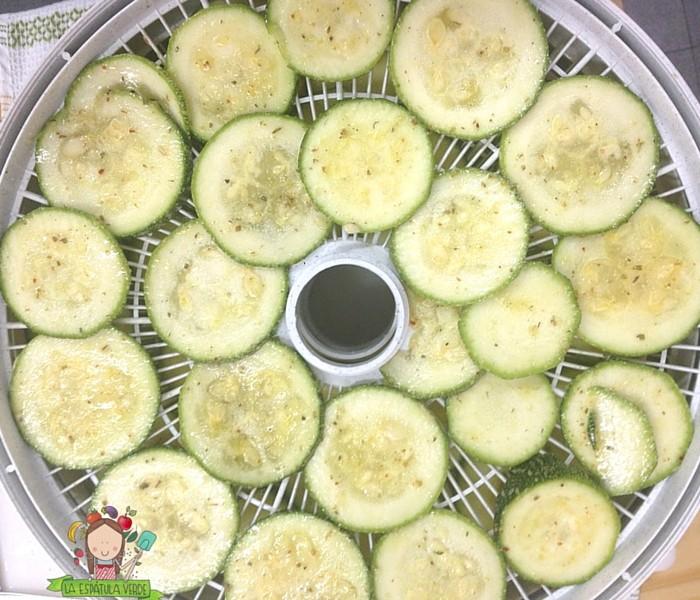 C mo deshidratar zucchinis la esp tula verde for Como se cocina el seitan